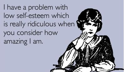 esteem problems
