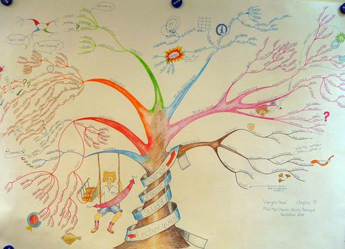 mind mapping tree
