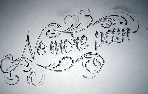 no pain photo
