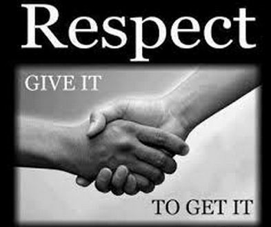 respect in relations