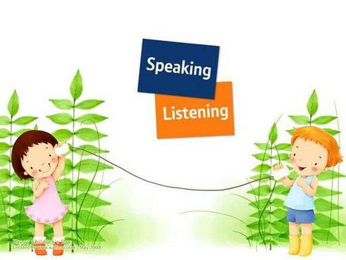 the art of speaking and listening