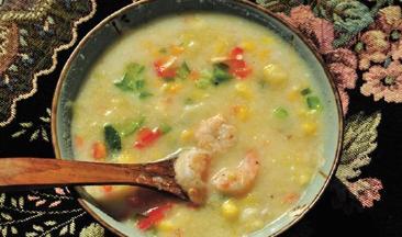cheesy soup