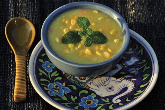 cream of corn soup