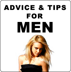advice and tips for men photo