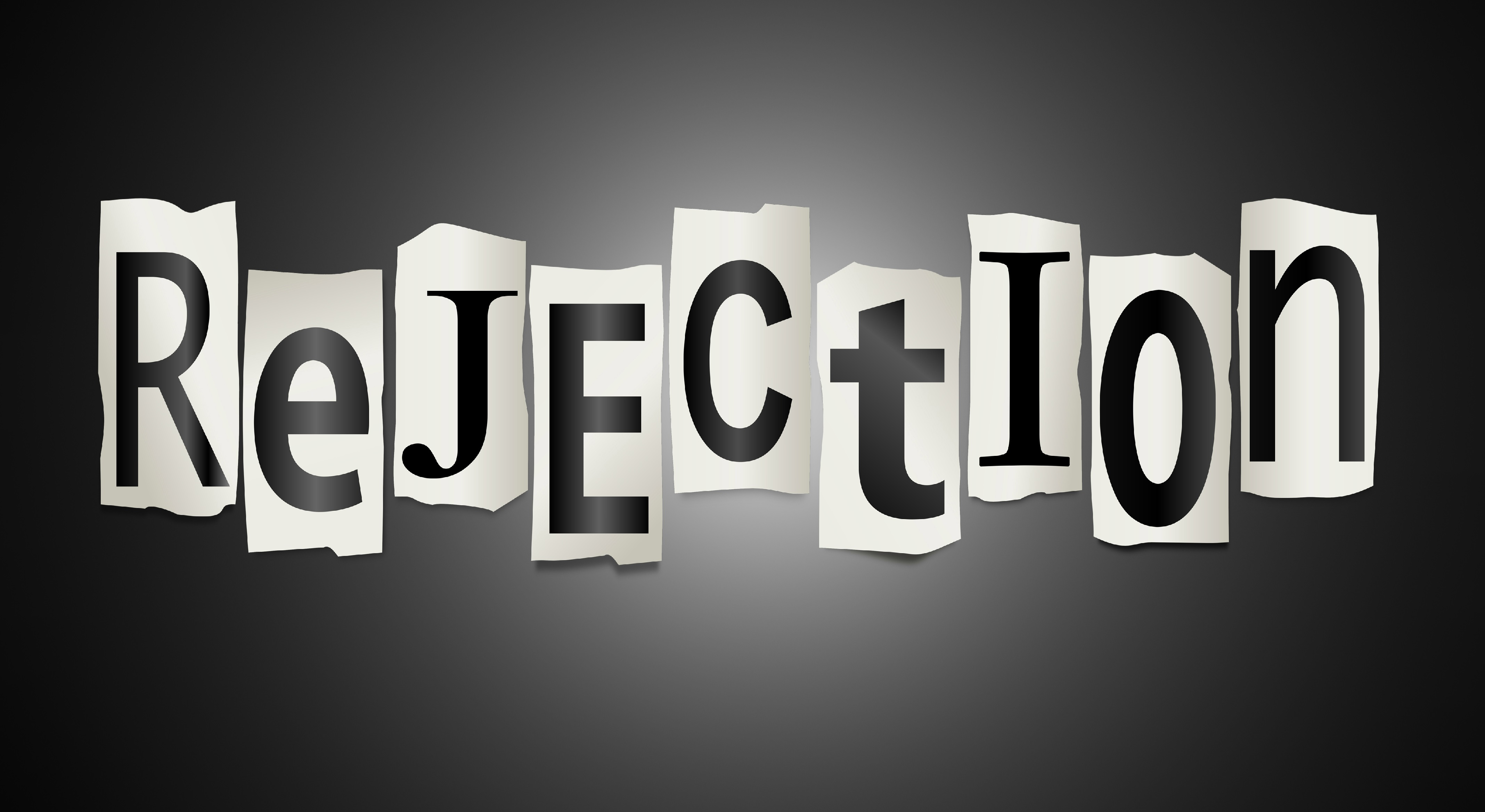 simple techniques for rising above rejection