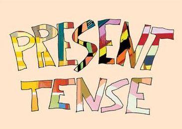 present tense photo