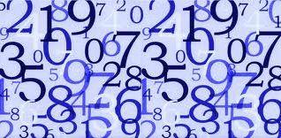 memorizing numbers