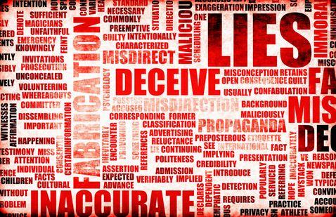 common lies