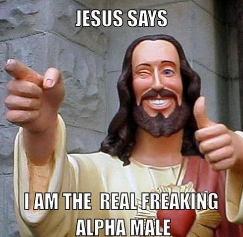 jesus alpha