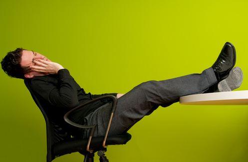 lazy man photo
