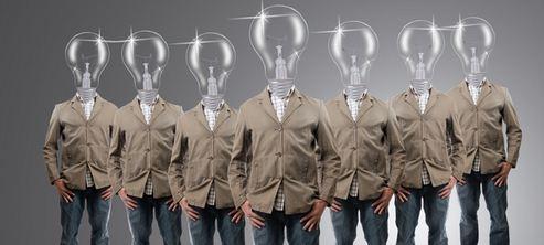 men getting ideas