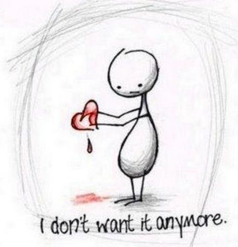 need no heart