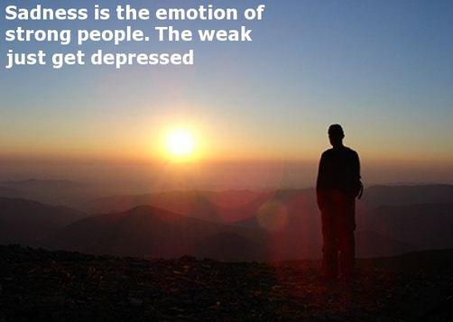 sadness photo
