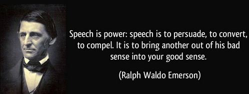 speech quote