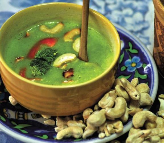 nut soup