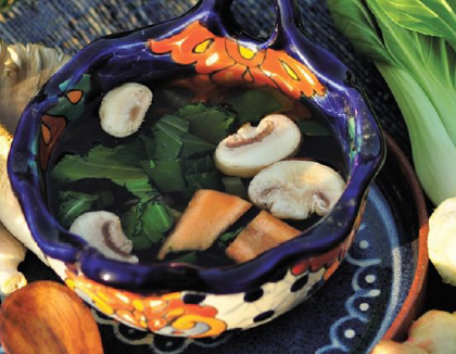 oreintal soup