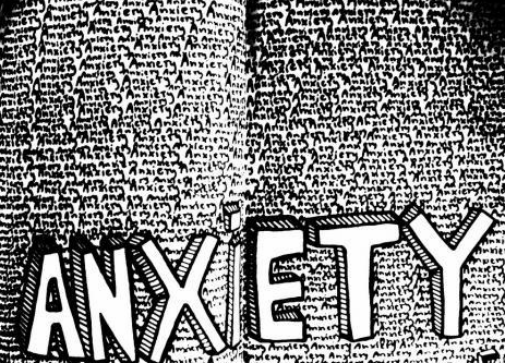 cure for approach anxiety