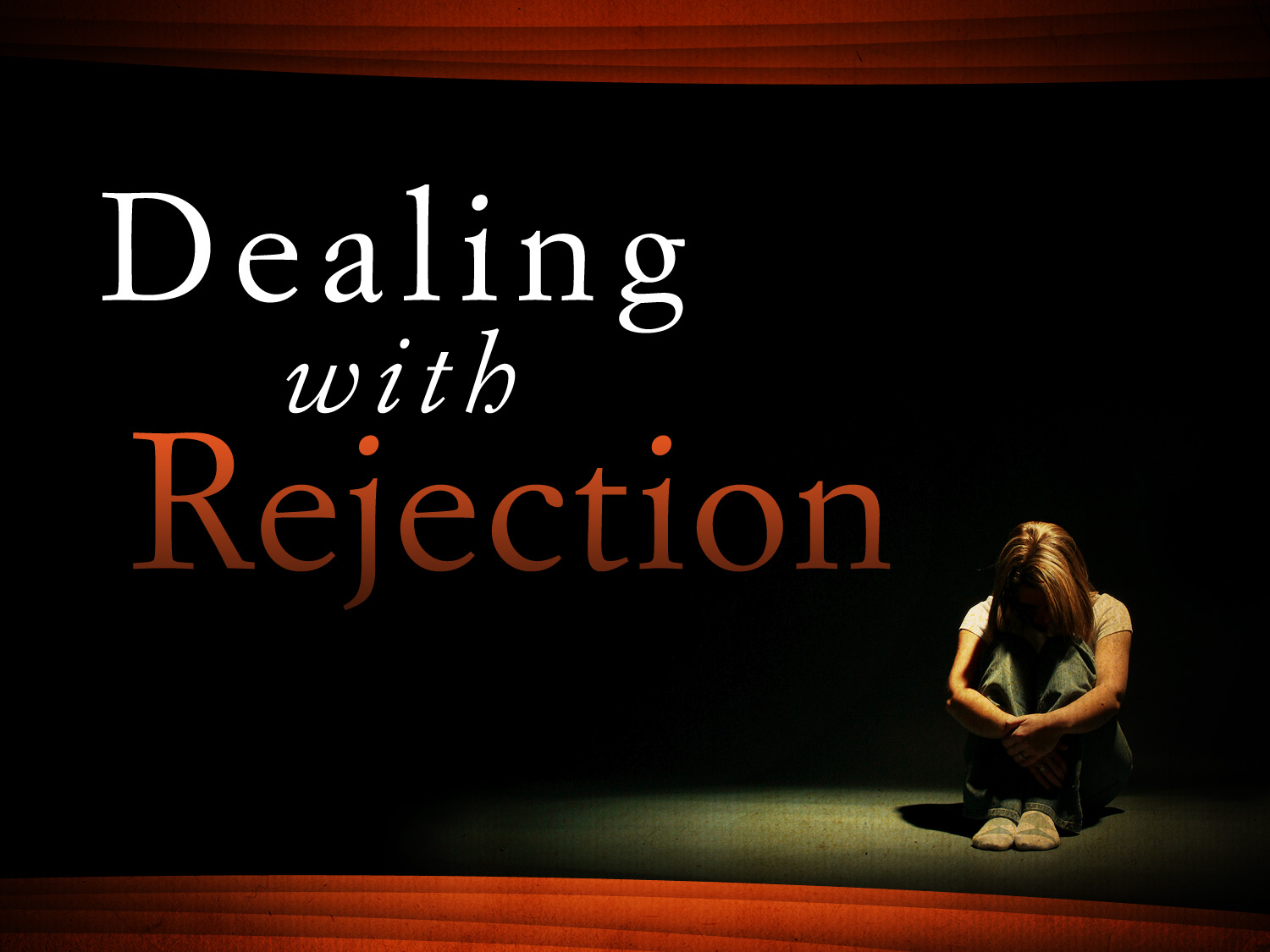 how to deal with rejection photo