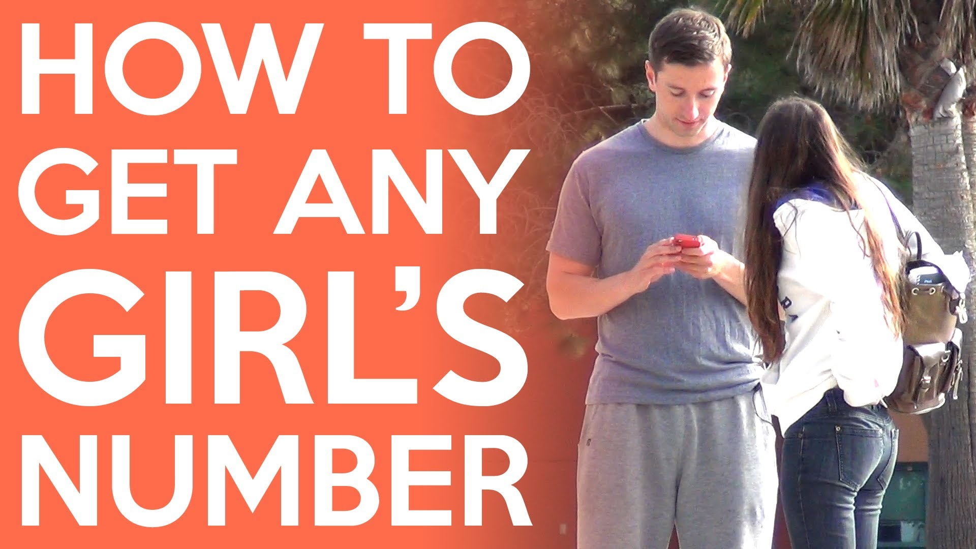 getting any girl's number