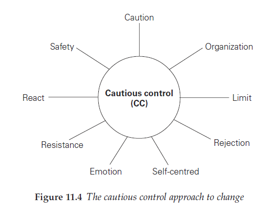 cautious control approach