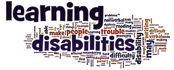 image for learning disabilities