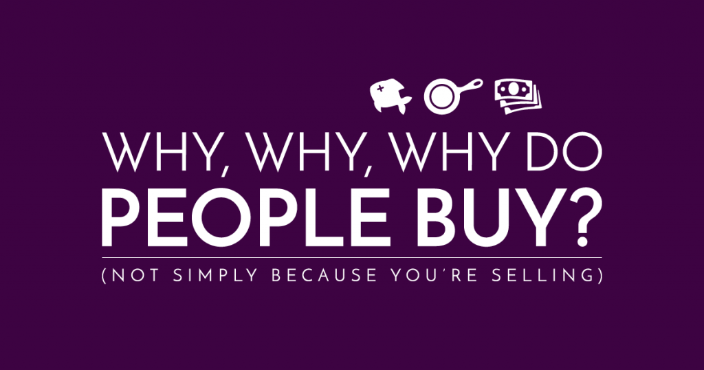image for why people buy